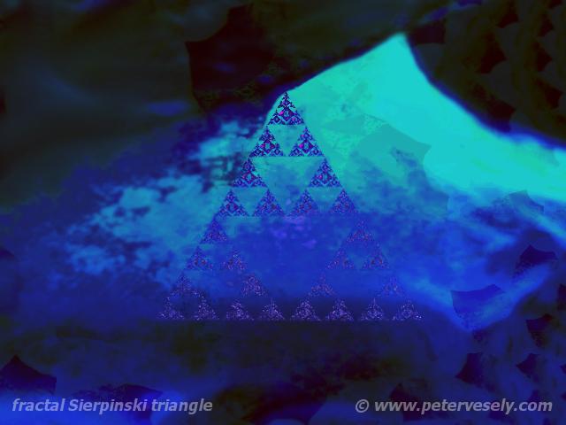 fractal sierpinski triangle