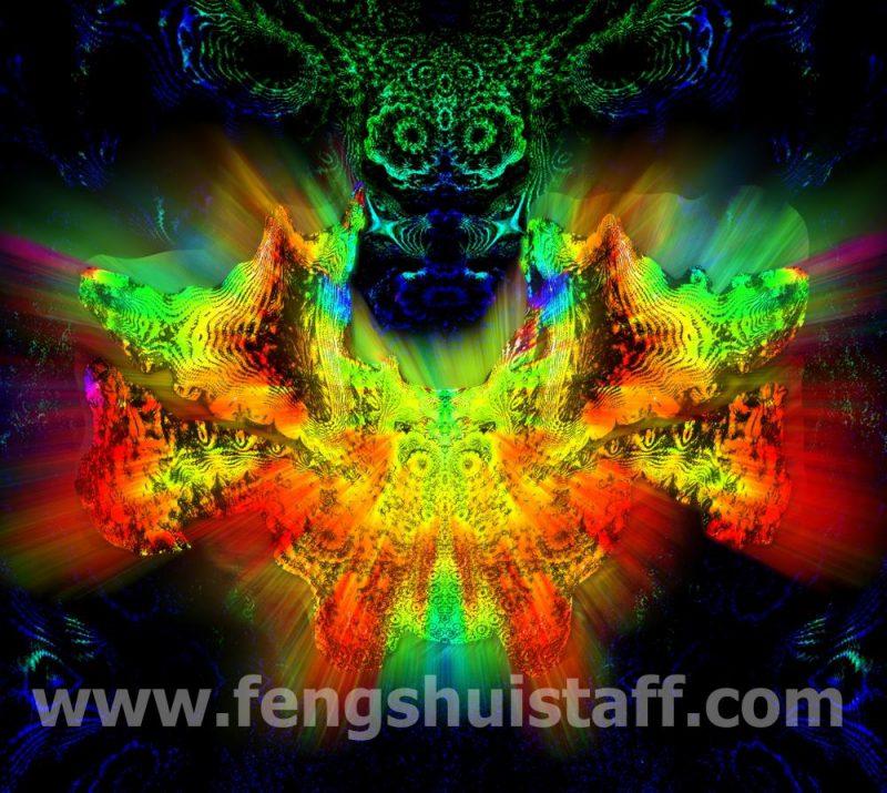 owl feng shui, owl feng shui painting, owl feng shui paintings
